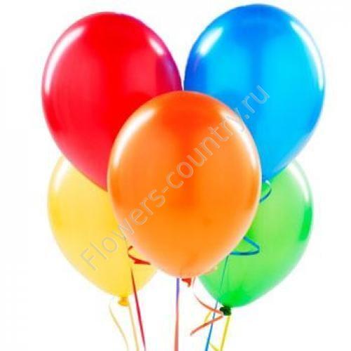 Воздушные шары — 5 шт.