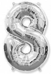 Воздушный шар «Цифра восемь»