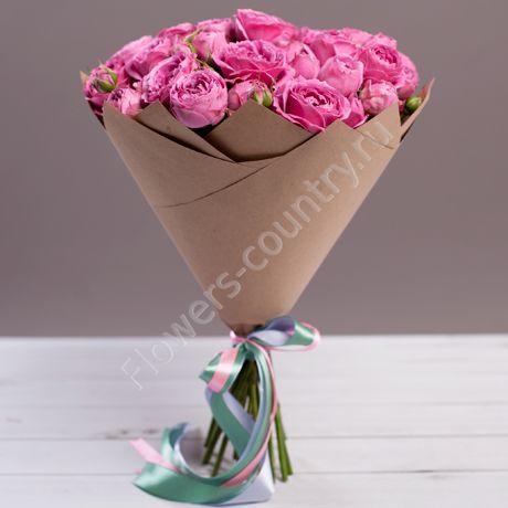 Букет из роз (мистибабблз)