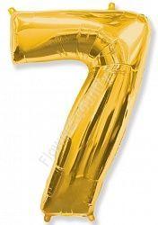 Воздушный шар «Цифра семь»
