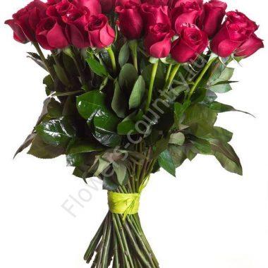 Букет из роз (33 шт)
