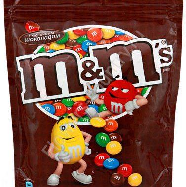 Конфеты «M&M's»