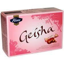 Конфеты «Geisha»
