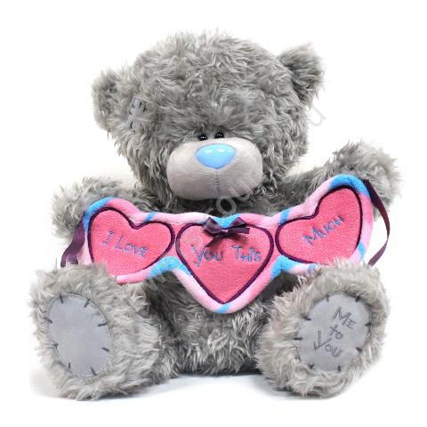 Милая мягкая игрушка «Teddy»