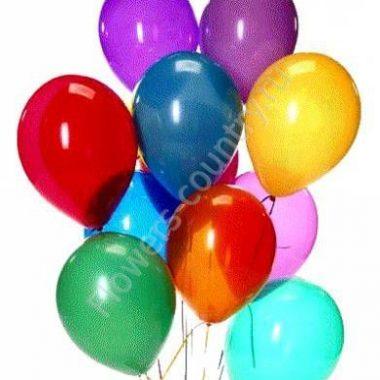 Воздушные шары — 10 шт.